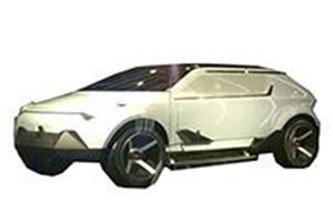 威马AG2020 概念车