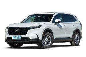2015款 2.4L CVT 四驱豪华版