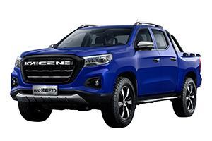 2020款 2.5T柴油长轴四驱行政版国V675KG