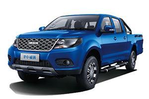 2021款 2.4L N1手动汽油两驱创想型加长平底货箱4K22